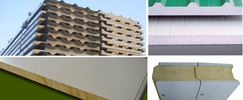 Em Build Sandwich Panels Insulated Panels